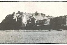 تصویر از شعری در وصف روزگار بد قلعه هزاره میناب