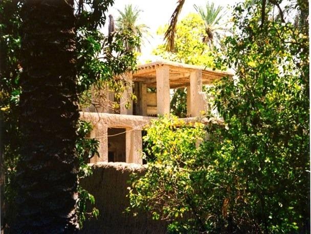 معبد عشاق بنای افسانه ای در شهرستان میناب+تصویر