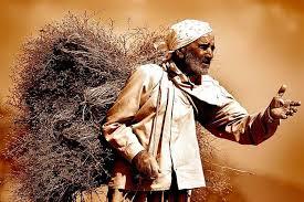 تصویر از چیچکای پیرمرد خارکن و چوک پادوشاه