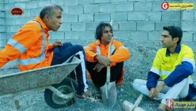 تصویر از فیلم طنز خرما خواران/ مراد و نادک